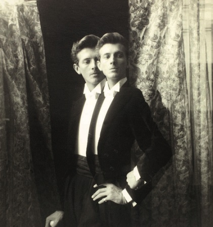 Laure Albin Guillot, Hubert de Givenchy, 1948